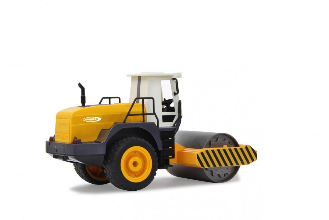 jamara rc fahrzeug stra enwalze 1 20 mit r ttelfunktion 2 4ghz rc modelle fahrzeuge. Black Bedroom Furniture Sets. Home Design Ideas