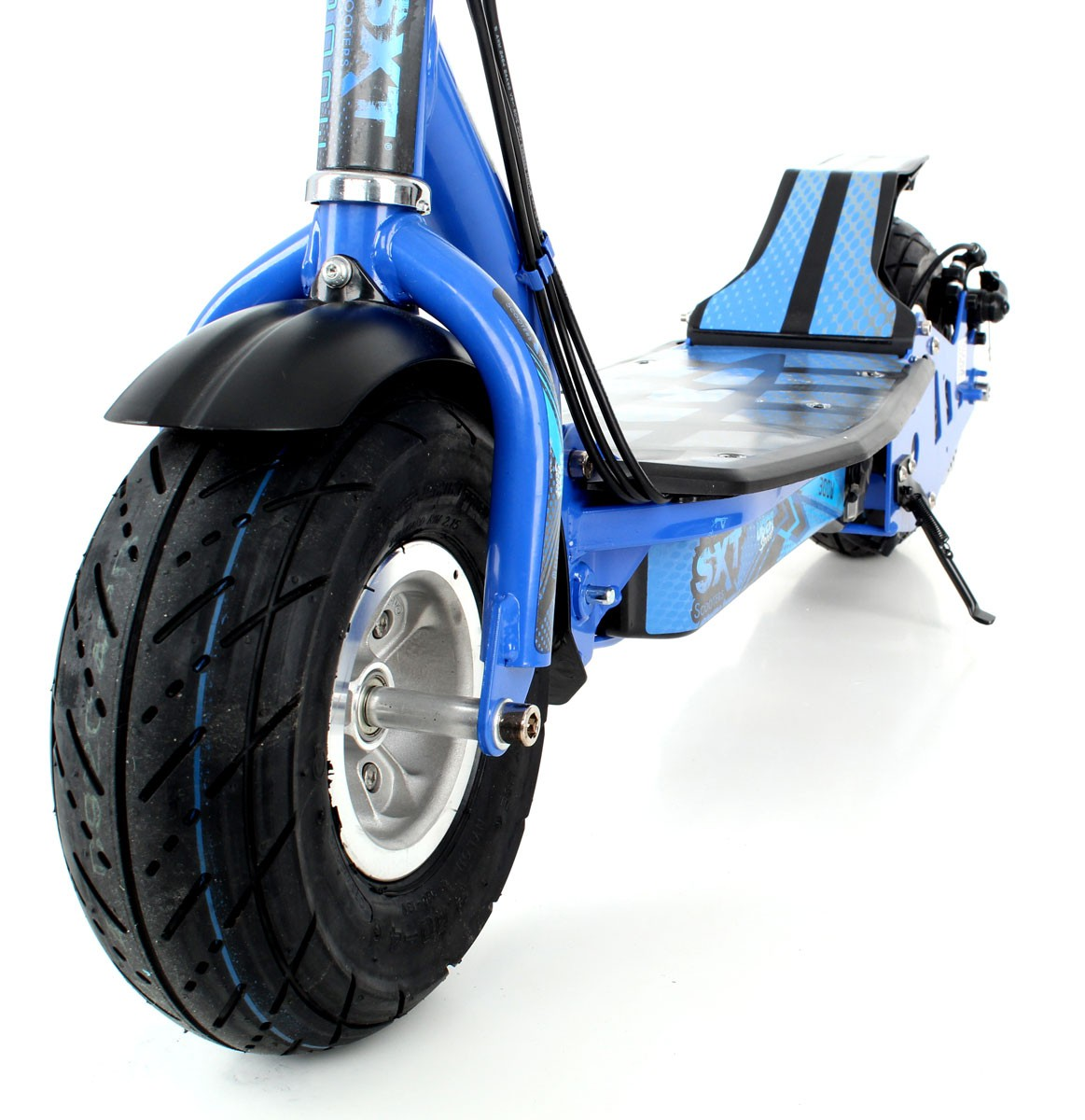 sxt scooter sxt300 elektroroller 300w 20 km h blau fun. Black Bedroom Furniture Sets. Home Design Ideas