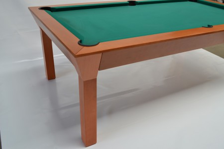 Poolbillardtisch Billardtisch Kirsche 7 ft.Made in Europe  – Bild 1