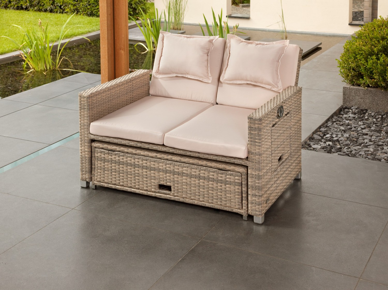 Lounge Sofa Terrasse Polsterecke F R Terrasse Wintergarten Lounge