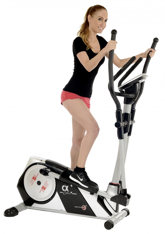 christopeit ergometer crosstrainer cx 4 ellipsentrainer fitness stepper 1420 ebay. Black Bedroom Furniture Sets. Home Design Ideas